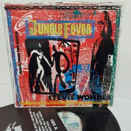 "STEVIE WONDER, music from the movie ""jungle fever"", ZL 72750, 12"" LP"