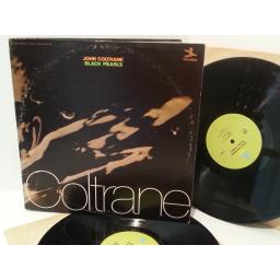 JOHN COLTRANE black pearls, gatefold, double album, P-24037