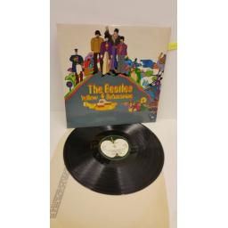 THE BEATLES yellow submarine, PCS 7070