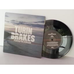 TURIN BRAKES fishing for a dream, 7 inch single.