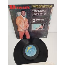 "DIRAIN, you're the one for me, EPC 85683, 12"" LP"