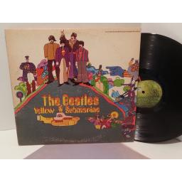 THE BEATLES yellow submarine, SW 153