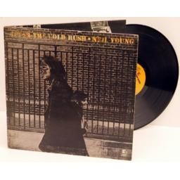 NEIL YOUNG after the gold rush, RSLP 6383. WITH POSTER / LYRIC INSERT.