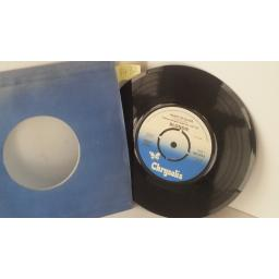 BLONDIE heart of glass, 7 inch single, CHS 2275