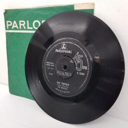 THE BEATLES, we can work it out, B side Day tripper, R 5389, 7 inch single