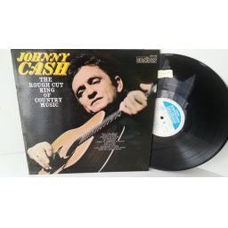 JOHNNY CASH the rough king of country music, 6870 605