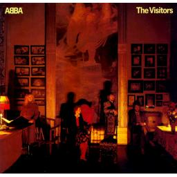 ABBA, The Vistors Still in shrink wrap. 1981. Atlantic. [Original recording]
