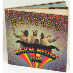 THE BEATLES, magical mystery tour.