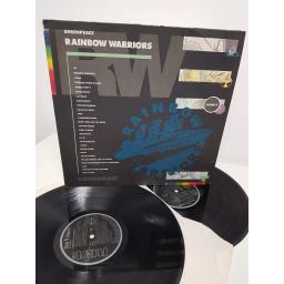 "GREENPEACE, rainbow warriors, PL74065, 12"" LP"