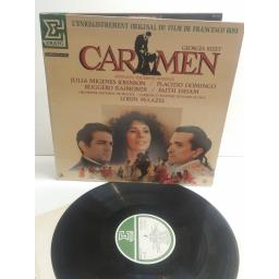 GEORGE BIZET, CARMEN. Julia Migenes Johnson, Placido Domingo, Ruggero Raimondi, Faith Esham, Lorin Maazel, Orchestre National De France,Chœur Et Maîtrise De Radio France NUM75120