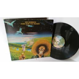 VAN MORRISON hard nose the highway, gatefold, K46242