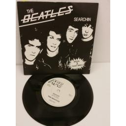 THE BEATLES searchin', 7 inch single, AFS 1