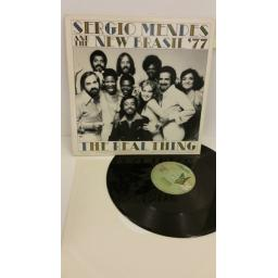 SERGIO MENDES AND THE NEW BRASIL '77 the real thing, AS-11381