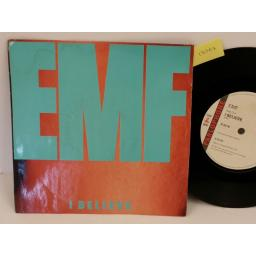 EMF i believe, PICTURE SLEEVE, 7 inch single, R 6279