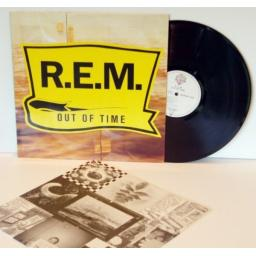 R.E.M., out of time.