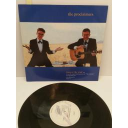 THE PROCLAIMERS king of the road ep, claimx 5