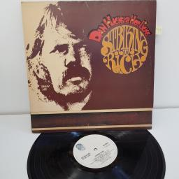 DAN HICKS AND HIS HOT LICKS striking it rich ILPS-9204 A
