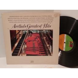 ARETHA FRANKLIN aretha's greatest hits, K 40279