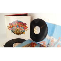 Peter Frampton & the Bee Gees. sgt peppers lonely hearts club band, original movie soundtrack, gatefold, double album, AMLZ 66600