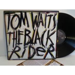 SOLD : Tom Waits THE BLACK RIDER