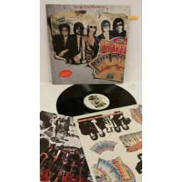 TRAVELING WILBURYS volume one, contains free sheet of stickers, WX 224