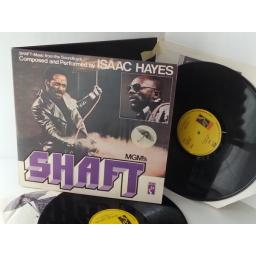 ISAAC HAYES shaft, gatefold, STXD 4004, double album