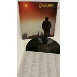 GERARD KENNY city living, lyric insert, RCALP 6009