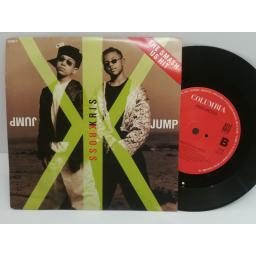 KRIS KROSS jump. 7 inch picture sleeve. 6578547
