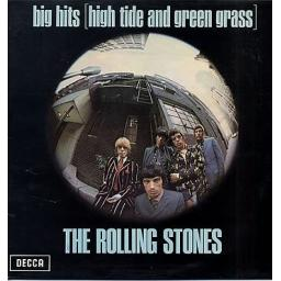 ROLLING STONES, BIG HITS (HIGH TIDE AND GREEN GRASS)