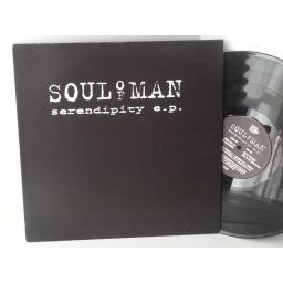 SOUL OF MAN serendipity ep, FLR 010
