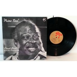 COUNT BASIE AND HIS ORCHESTRA prime time
