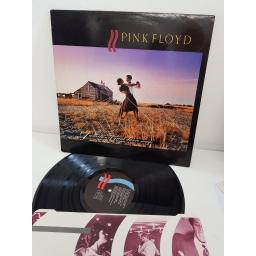 "PINK FLOYD, a collection of great dance songs, SHVL 822, 12"" LP"