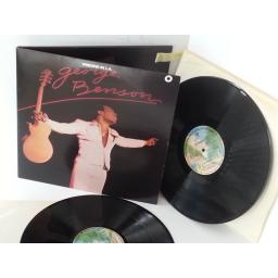 GEORGE BENSON weekend in la, gatefold, double album, K66074