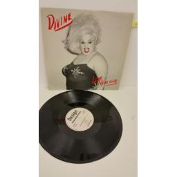 DIVINE love reaction, 12 inch single, DEST 4