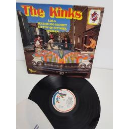 "THE KINKS, lola/ waterloo sunset EP, VK. 73, 12"" EP"