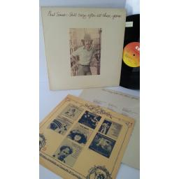 TOP COPY: PAUL SIMON still crazy after all these years, 86001