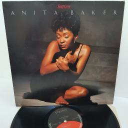 "ANITA BAKER, rapture, EKT 37, 12"" LP"