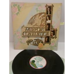 FAIRPORT CONVENTION ROSIE ILPS-9208 A