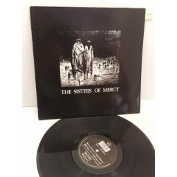 "THE SISTERS OF MERCY body and soul (12"" ep), 249 362-0"