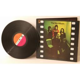YES, the Yes album. PURPLE/PLUM. Top copy. First UK pressing 1970. Matrix sta...