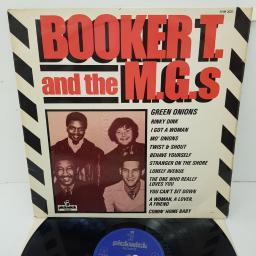 "BOOKER T. & THE MGs, boker t and the mgs, SHM 3031, 12"" LP"