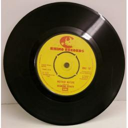 DESMOND DEKKER beware / mother nature, 7 inch single, RNO 107
