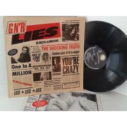 SOLD: GUNS N ROSES g n r lies 924 198-1