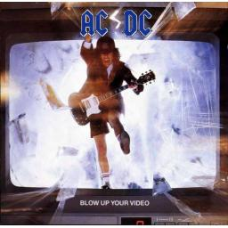 AC/DC. BLOW UP YOUR VIDEO