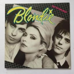 "BLONDIE, eat to the beat, CDL 1225, 12"" LP"