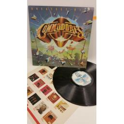 COMMODORES greatest hits, STML 12100