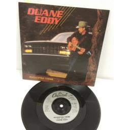 DUANE EDDY rockestra theme, 7 inch single, CL 463
