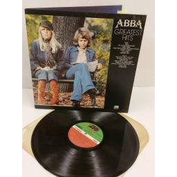 ABBA greatest hits, gatefold, KSD 19114