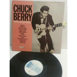 CHUCK BERRY rock and roll music INS5002