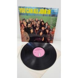 "VARIOUS ARTISTS, you can all join in, IWPS-2, 12"" LP"